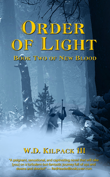 Order of Light: Book Two of New Blood